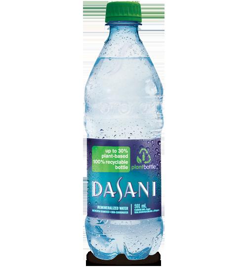 Water Bottle Dasani: BURGER KING®