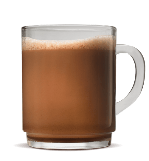 Picture Of Warm Hot Chocolate