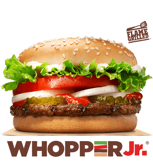 whopper jr sandwich burger king174