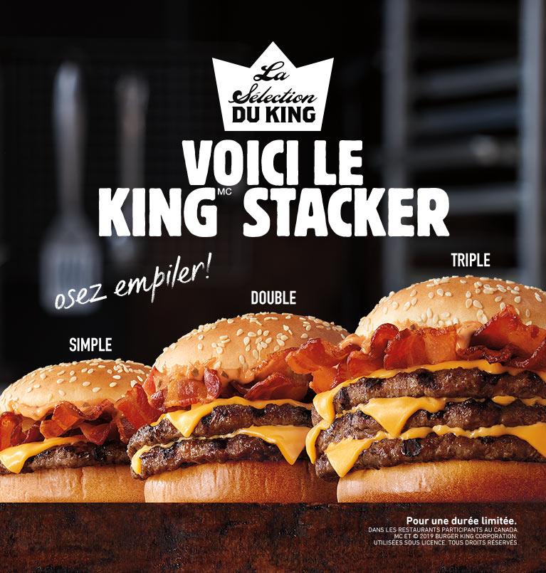 Carte Des Burger King Espagne.Burger King